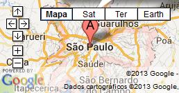 Mapa MG